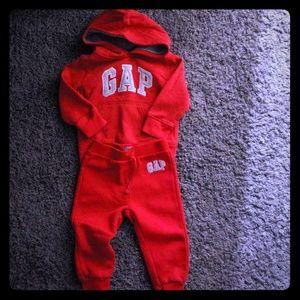 📰Baby Gap Jogger Set📢📢18-24 M